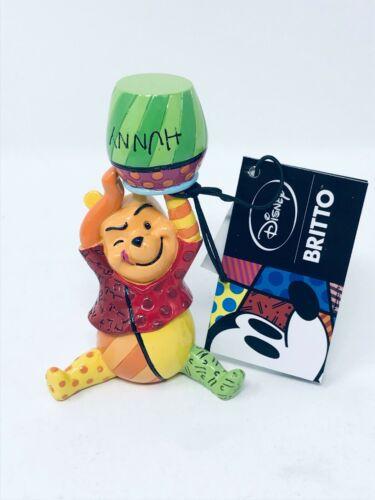 Enesco Disney Winnie the Pooh Honey Bear Romero Britto 6001308