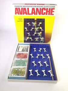 Avalanche Board Game