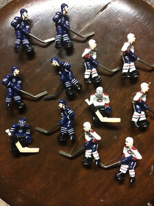 Table hockey players