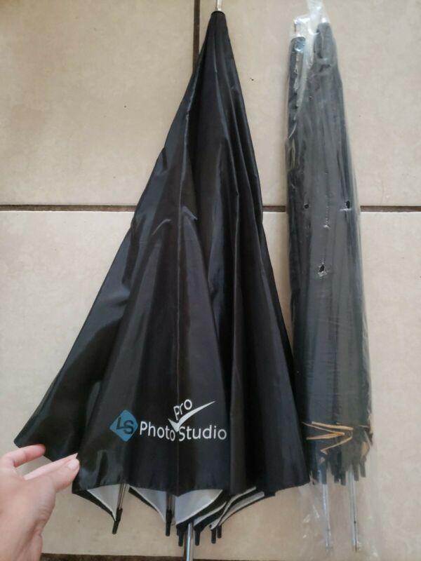 """LS Photo PRO Studio Reflector Umbrella 24"""" (Set of 3)"""