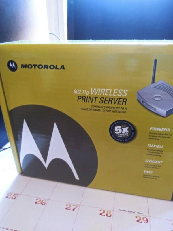 Motorola Print Server