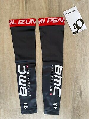 PEARL AZUMI TEAM BMC CYCLING ARM WARMERS_RARE!_SIZE M_NEW WITH TAGS!_MSRP $80
