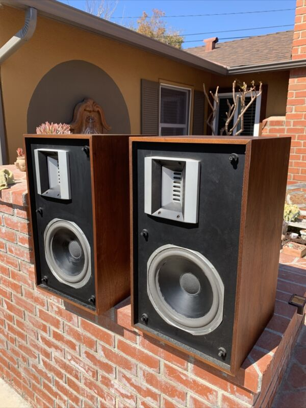 ESS AMT 10B Speakers ,Rare This Nice.