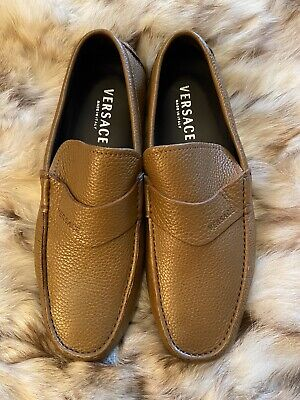 Versace Loafers Size 41 (US 9)