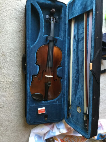 Vintage Full Size 4/4 Violin, Marc Laberte,French