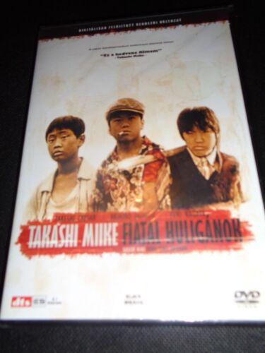 NEW+FIATAL+HULIGANOK+DVD+YOUNG+HOOLIGANS+By+TAKASHI+MIIKE+JAPANESE+%2F+HUNGARIAN