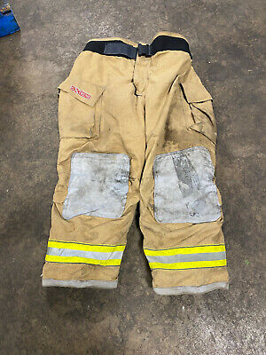 2005 Globe Gxtreme 50 X 30 Bunker Pants Turnout Pants Firefighter Gear