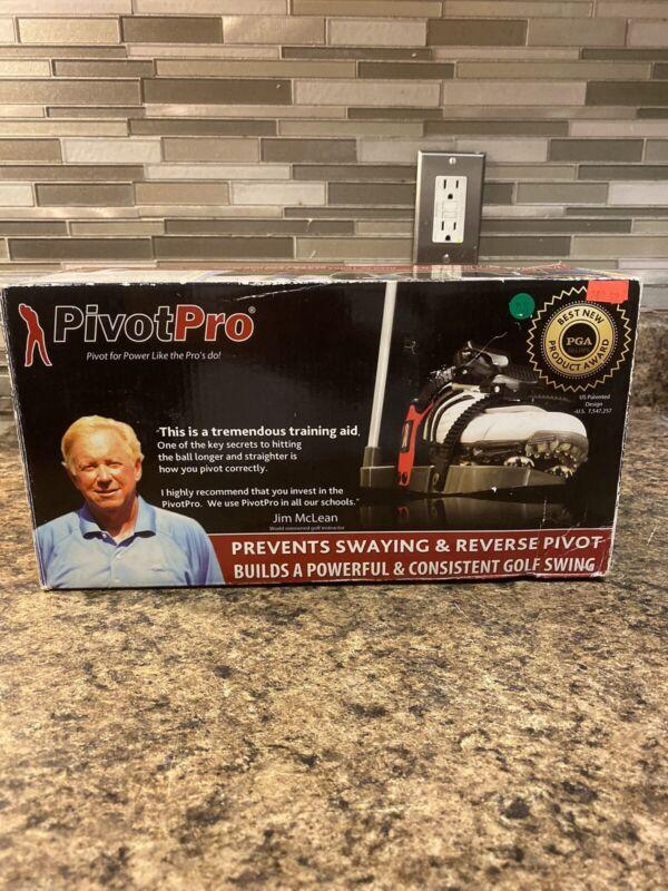 PivotPro Golf Swing Training Aid fits Shoe Size 7 - 14 Brand New Open Box.
