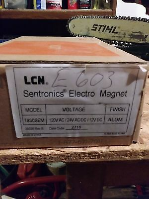 Lcn Sentronics Electro Magnet 7830sem