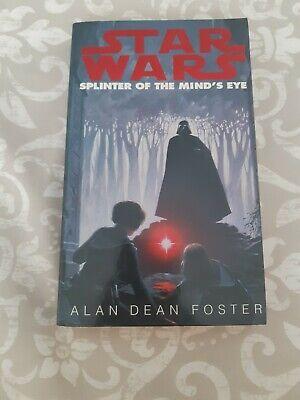 Star Wars Splinter Of The Minds Eye Paperback