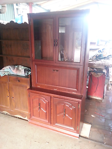 Bar liquor storage and display cabinet. Blakeview Playford Area Preview