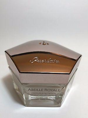 Guerlain Abeille Royale Nourishing Day Cream Intense Restoring Lift 1.6oz NEW