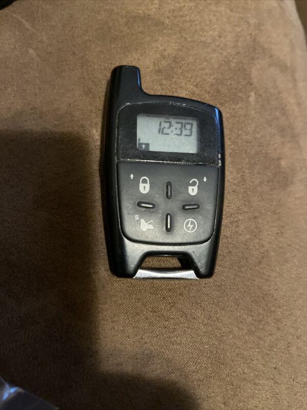 CTRF-5603 Remote Fob Starter Clicker Remote Starter NAH5603 EZSNAH5603 Good Used