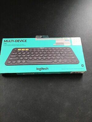 Logitech 920-007558 K380 Multi-Device Bluetooth Keyboard