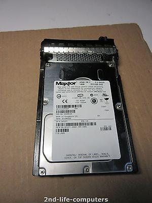 "Maxtor BD147J0 FC271  Atlas 10K V 146GB U320 80-Pin SCSI HDD 3.5"" 8MB FROM 2850"