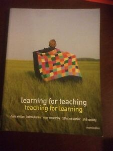 Learning for teaching teaching for learning Beenleigh Logan Area Preview