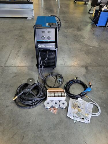 Miller Millermatic 252 MIG Welder Complete Package - 907321 with SPOOL GUN 30A