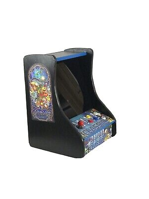 NEW 412 Arcade Tabletop/Bartop Retro Ms Pac-Man/Galaga 19 in Monitor Classic