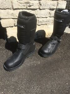 Motorcycle men's boots  - size 9