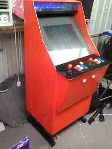 Upright Arcade Machine  2 Player Bolivar Salisbury Area Preview