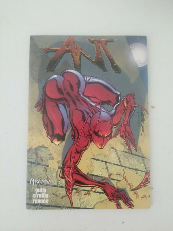 ARCANA ANT DAYS LIKE THESE VOL 1 TPB 1ST PRINT VERY RARE Artist copies NM