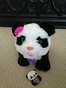 FURREAL FRIENDS POM POM PANDA