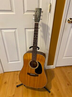 Alvarez Acoustic Guitar - Model 5048 - Made in Japan
