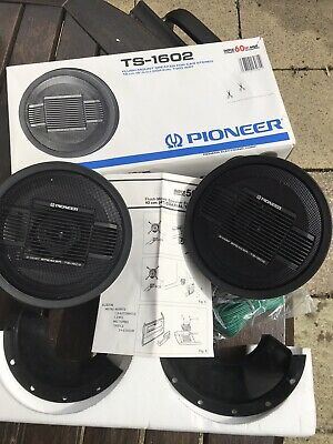 pioneer ts 1602 speakers new in box