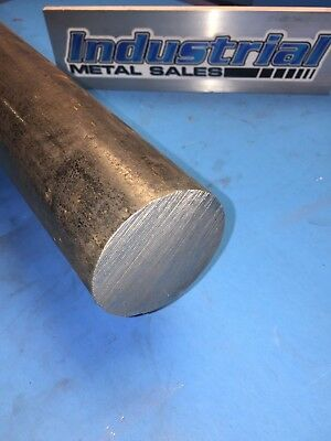 2-14 Dia X 12-long 4140 Hot Rolled Annealed Round Bar-2.250 Dia Lathe Stock
