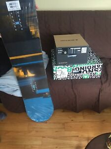 Snow board package