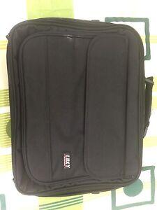 Luxy premium laptop/ working bag- black Wiley Park Canterbury Area Preview