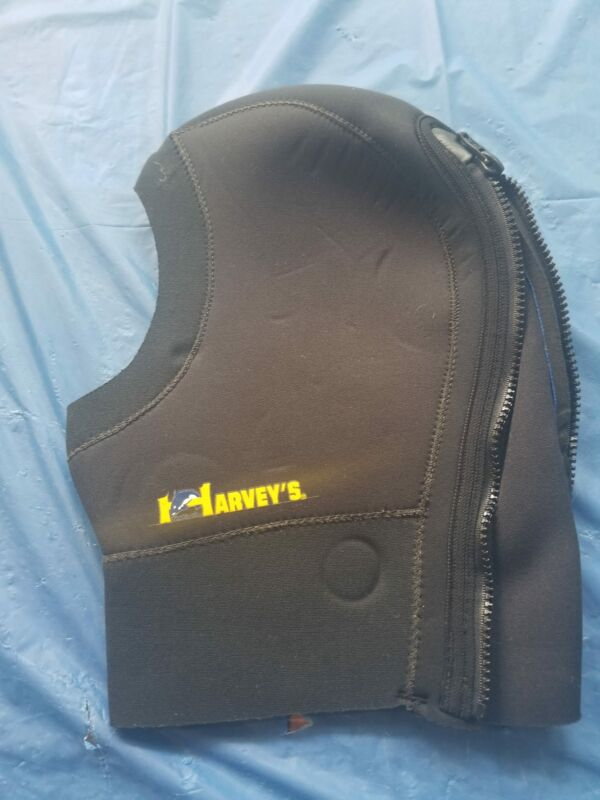 Harveys Rear Zip Dive Hood (medium)