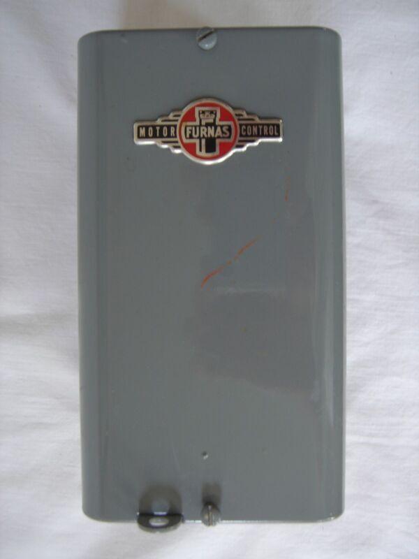 FURNAS 41DA20BG CONTACTOR, Furnas Electric Co. , 110 volt, 220 volt, 30 amp ,1ph