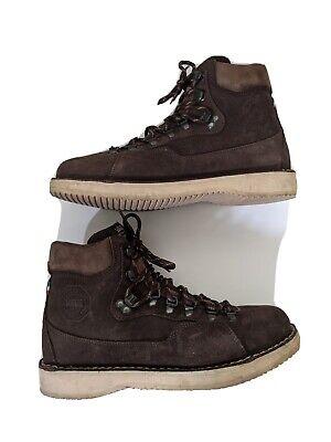 VANS X Diemme Montebelluna Hiker LX Vault Buffalo Boot Size 9 Made in Italy