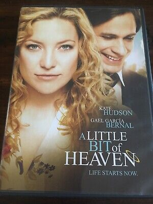 A Little Bit of Heaven (DVD, 2012) Kate Hudson Gael Garcia (Gael Garcia Bernal A Little Bit Of Heaven)