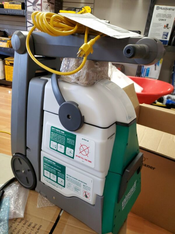 Bissell BigGreen Commercial Carpet Extractor #BG10 NEW
