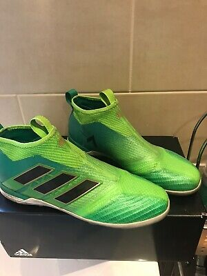 Adidas Mens Ace Tango 17 + Purecontrol. UK Size 10.5UK Comes With Box