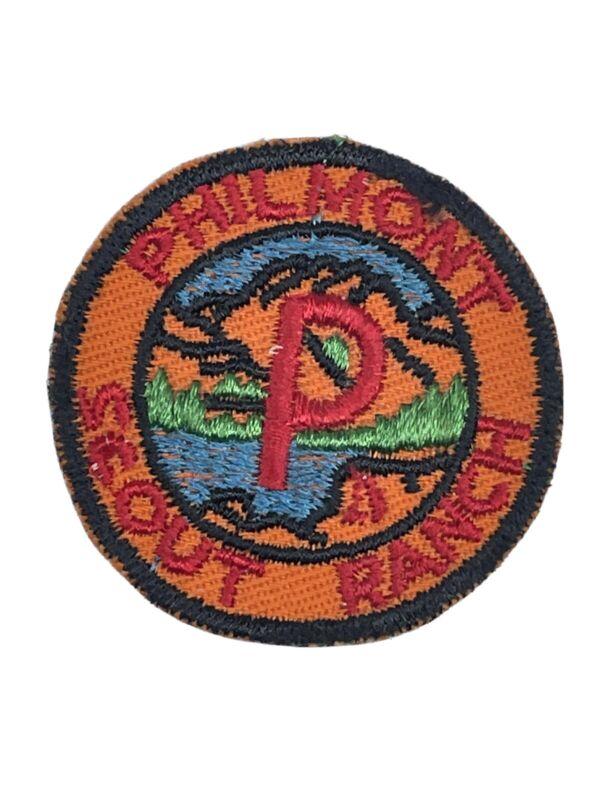 Vintage BSA Philmont Scout Ranch Dollar Patch