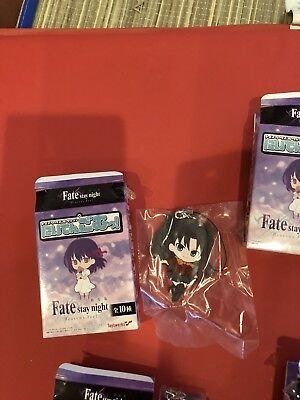 Anime Keychain- Fate Stay Night Heaven's Feel Rin Tohsaka