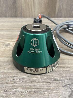 Mountz Bmx 250f Torque Reaction Transducer 25-250 Lb Ft 12 In Drive
