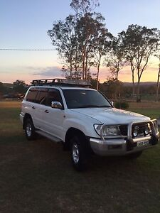 Toyota 100 /105 series landcruiser Taree Greater Taree Area Preview