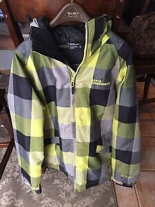 West beach winter coat, men's size Small