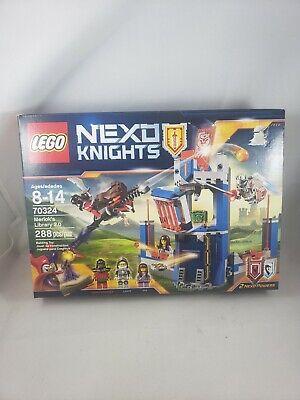 LEGO Nexo Knights 70324 Merlok's Library 2.0 - NEW - SEALED - RETIRED
