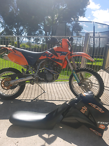 2006 KTM 625 Tenterfield Tenterfield Area Preview