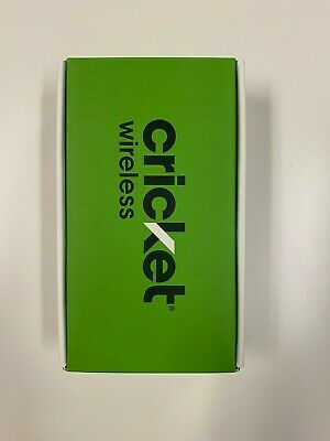 Motorola Moto G7 SUPRA 32GB - Marine Blue-Brand new *Cricket Wireless ONLY*