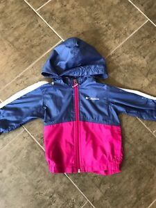 Columbia Girls Fall/Spring Jacket - Size 2T