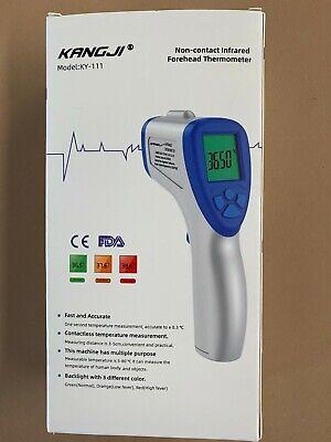 Digital Fda Infrared Thermometer Non-contact Forehead Temperature Gun