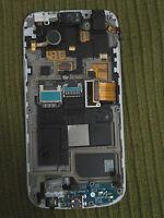 Frame Display Samsung Smartphone Galaxy S4 Mini I9195 Casse Scheda Lettore Sim Arancione- smart - ebay.it