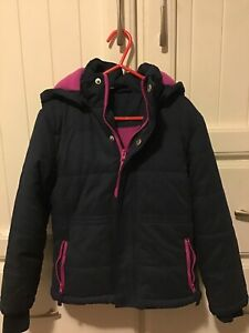 Girls size 5-6 fleece-lined Outdoor Expedition winter