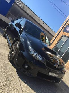 2012 Subaru WRX Hatchback Hatch Premium PACK LEATHER SUNROOF NAV